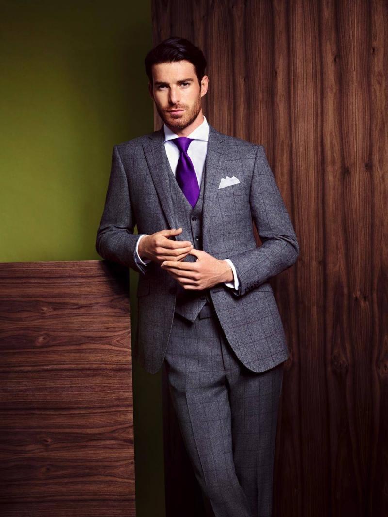 Kako se obući za svadbu, vodič za muškarce