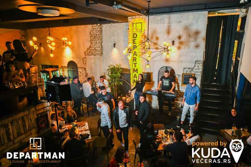 Nova godina za pamcenje u Departman baru